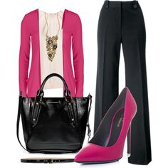"""""""Fall Work Outfit"""" by tigerwoman37086 on Polyvore"""