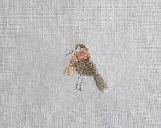 Laura Morales handmade embroidery - bordados a mano