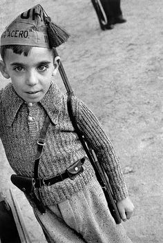 Spanish Civil War 1936 by Robert Capa