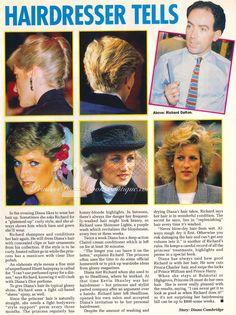 Di's Hairstyle Secre