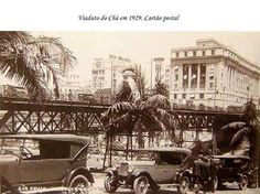 Viaduto do Chá em 1929