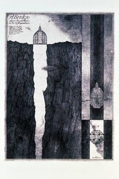 A Bridge by Alexander Brodsky e Ilya Utkin