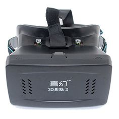 Chralter Cardboard Kit With Magnet Pupil Adjustment 3D VR Glasses Virtual Reality 3d Video Glasses Head Mount Plastic Version for 3D Movies Games 35  6 Inch Phone ** Want to know more, click on the image.Note:It is affiliate link to Amazon. #VirtualReality