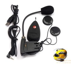 Real time 100m wireless intercom Bluetooth Helmet GPS for motorcycle gift