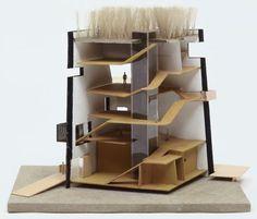 Knut Hamsun Museum - Steven Holl Architects