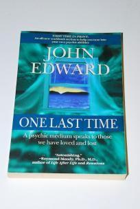 John Edward Book. $5.00