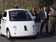 Новости - 24: Проект самоуправляемого автомобиля Google под угро...