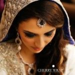 Cherry Wrap Pakistani And Indian Bridal Dresses Collection 2013