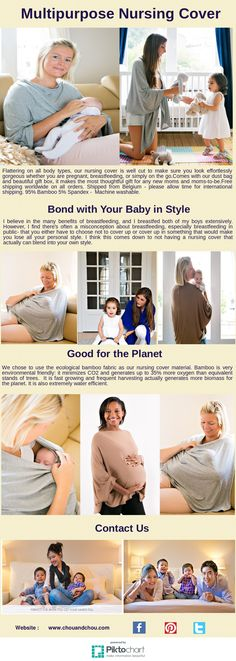 We believe in the many health benefits and the sweet bonding that breastfeeding brings to the baby and the mommy. In fact, World Health Organization (WHO) recommends breastfeeding your baby exclusively for the first 6 months. If possible, the baby should receive continued breastfeeding with complimentary foods up to 2 years of age. Equally, we also believe that moms should not lose their personal style just because they have added 'mom' to their title.