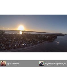 After a stormy couple of days the week ended amazing with this beautiful sunset over Auckland. #aerialphotography #aerokontiki #aerialvideography #gopro #goprohero3 #goprooftheday #easternbeach #auckland #nofilterneeded #fly3dr #droneoftheday #underlightsphotography by underlightsphotography http://ift.tt/1JtS0vo