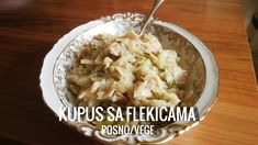 Kuva i piše: Ana Ćubela Ovo jelo je klasik i nema kuće u kojoj se ne sprema. Međutim, moja Tetka mu svaki put doda začin koji ne biste očekivali u ovom jelu, akoji mu da tako dobar šmek da ja kupus...