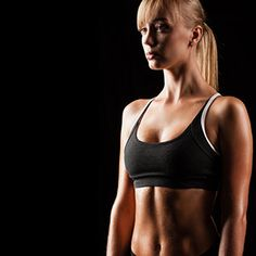 This workout will tighten and tone your abs, shoulders, and triceps!