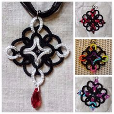 TatsRight - obsessed with Rosemarie Peel's pattern. http://facebook.com/tatsright