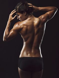 4 tips for building a stronger and more aesthetic back.......beautiful back