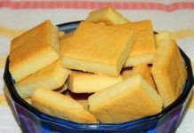 Рассыпчатое Печенье без Яиц «Воздушное облако»