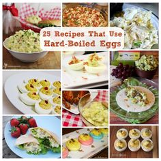 25 Recipes That Use