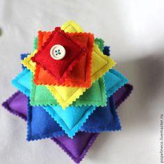 развивающие игрушки для малышей своими руками, фото