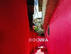 docura brazil  boa typography murals