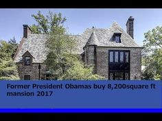 https://youtu.be/lNfreoCfvCQ  Former President #Obamas buy a new #mansion and it is awesome place to live. This is his another one place to live and it is really lovely Home. We sure you will love this and dream like this home.   Did you watch these home tours? https://www.youtube.com/watch?v=DOCvKXf0PYY https://www.youtube.com/watch?v=kl-urkqh2mM https://www.youtube.com/watch?v=7PQb4RWaCgY  thanks for watch this video and don't forget to subscribe  the #starslife channel to get more videos…