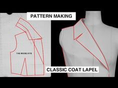 Blazer Pattern, Suit Pattern, Gown Pattern, Collar Pattern, Jacket Pattern, Coat Patterns, Dress Sewing Patterns, Best African Dresses, Sewing Collars