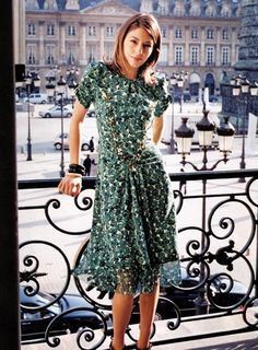 Sofia Coppola in Paris, Place Vendôme