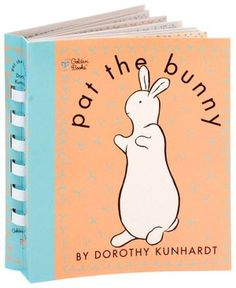 """When I was quite young (6 months), my parents said I loved any books that had a touch/feeling or sound/music aspect to them. This one was one of my favorites along with a foam book that I loved to """"read"""" in the bathtub."""