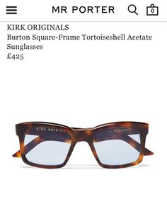 9be950985f Summers here and the time is right! Shop Kirk Originals on mrporter.com  Selected styles from Kirk Originals Made in England collection are online  at Mr. ...