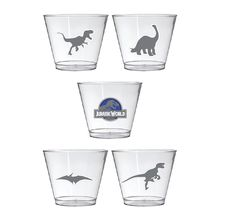 Jurassic World party cups set of 10 by BirthdayPartyBox on Etsy https://www.etsy.com/listing/237466398/jurassic-world-party-cups-set-of-10