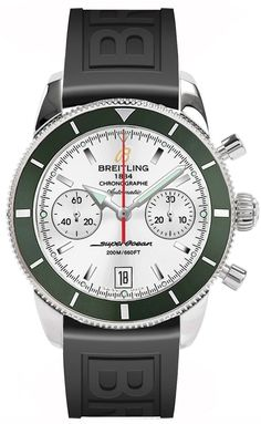 Men watches   Breitling Superocean Heritage Chronograph 44 A2337036/G753-153S Review product