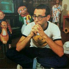 Paul Reubens (Pee-Wee Herman) early 1980's
