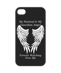 Husband Guardian Angel Phone Case