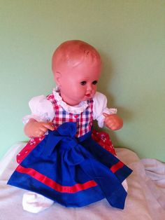 Baby Dirndl Gr. 56