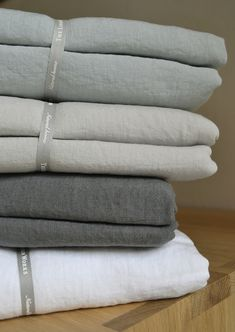 Linen Bedding | Natural Bedding | Natural Bed Company