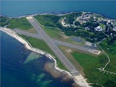 Island flying isn't just for the Caribbean--here are 5 great island airports.