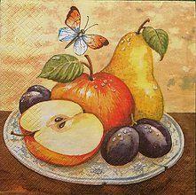 Sada dóz na orechy (č. Fruit Basket Drawing, Food Illustrations, Illustration Art, Heart Artwork, Decoupage Printables, Oil Pastel Drawings, Still Life Art, Decoupage Paper, Kitchen Art