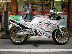 NSR250SP - MC18 - R6K - Terra Racing