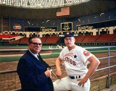 Rusty Staub & the early Astrodome