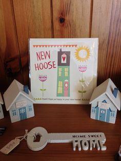 'New hoose' card4geordies everywhere from the original & still the best geordie cards.