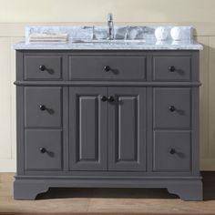 "$1,400 Found it at Wayfair - Chela 42"" Single Bathroom Vanity Set"
