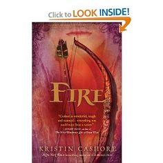 Fire (Graceling) by Kristin Cashore