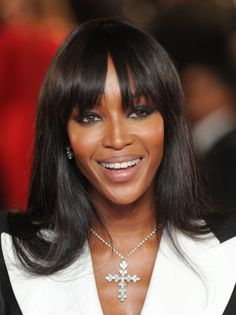 NAOMI Campbell is apparently hoping to hire the Black Eyed Peas to perform at her birthday bash. The British supermodel is throwing a massiv...