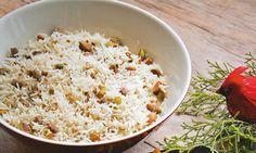 Otra alternativa para preparar arroz y acompañar su receta del día.