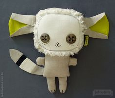 Albano Orelha [Toy Art]