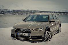 2015 Audi A6 allroad quattro 3.0 TDI / Malangen, Norway