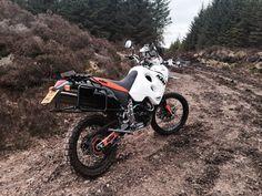 Ktm 640 adventure R