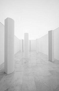 Ettore Spalletti exhibition | Helga de Alvear, Madrid #axelarigato