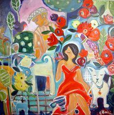 artist - christina hankins