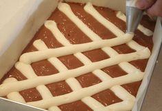Ciasto czekoladowe z twarogową kratą   Dr. Oetker: Blog Kulinarny Pani Tereska
