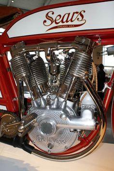 ◆ Visit MACHINE Shop Café ◆ (The 1913 Spacke Deluxe Engine)