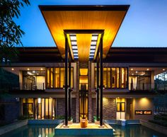 World Of Concrete, Wind Damage, Wood Facade, Wood Composite, Furniture Factory, Resort Style, Simple Elegance, Beautiful Buildings, Real Wood